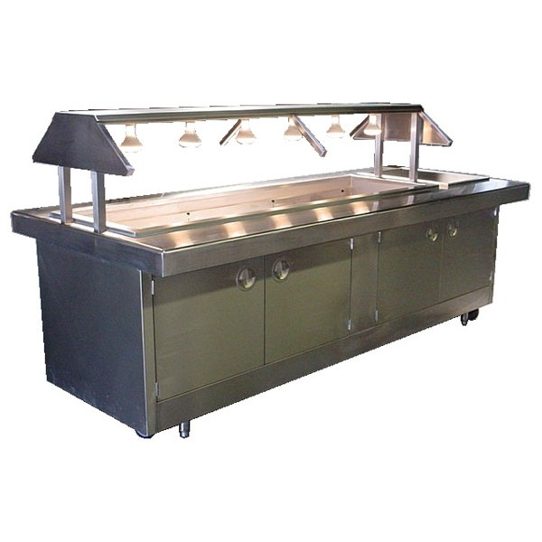 Buffet Style Steam Tables ...