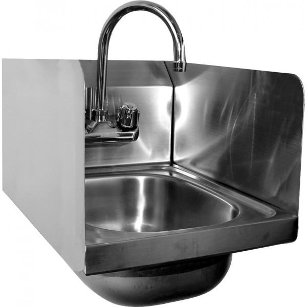 Ace atlanta culinary equipment inc space saver wall for Splash guard kitchen sink