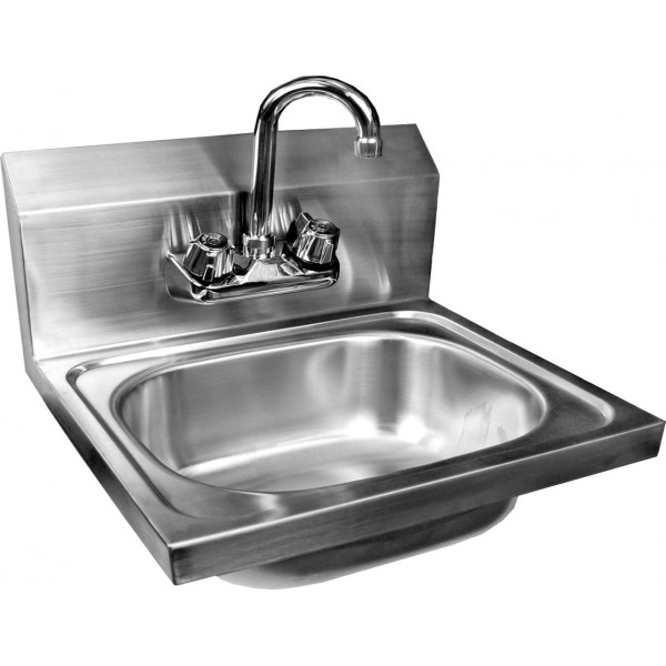 ... Atlanta Culinary Equipment, Inc. - Extra wide wall mount hand sinks